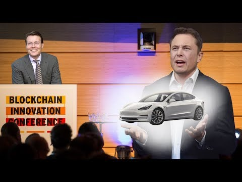 Elon Musk VS Media, Tesla Model 3, Prince Constantijn on Blockchain, The Next Web