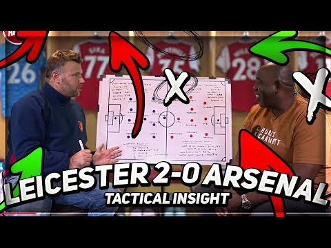Was Emery Scared Of Leicester? AFTV Tactical Insight Show