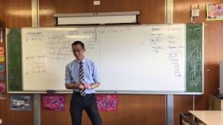 Factorising Algebraic Expressions (2 of 3: Non-Monic Quadratic)