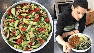 WHAT I EAT IN A DAY // Vegan Keto Experiment! High Fat Tasty Meals