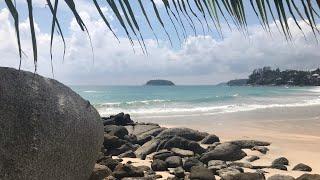 Тайланд, Пхукет и пляжи в низкий сезон.Июнь 2019