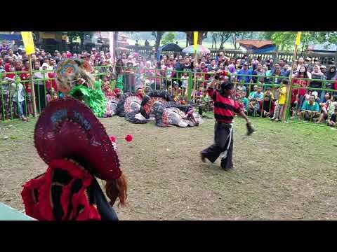 Simo Barong Ndadi - sakralnya jaranan indonesia - New Sabdo Manggolo