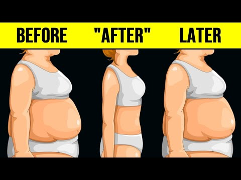 Weight Gain After Weight Loss? Lose Weight FOR GOOD
