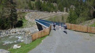 Radweg durch das Ötztal (Sölden/Längenfeld)