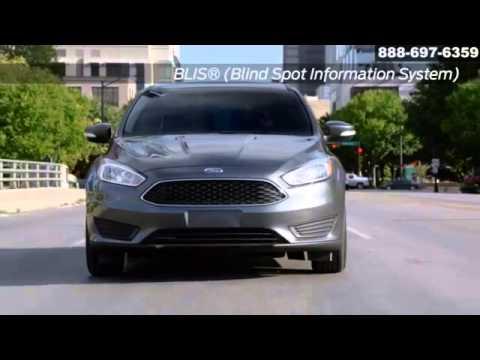 new 2015 ford focus sedan plaza ford bel air md youtube. Black Bedroom Furniture Sets. Home Design Ideas