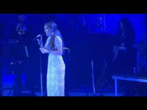 "Lauren Daigle - ""O Holy Night"" - Honda Center - Anaheim, CA 12-16-16"