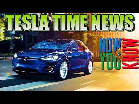 Tesla Time News - Model X Price Drop, Elon's Hyperloop? and more!