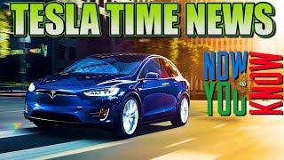 Tesla Time News - Model X Price Drop, Elon