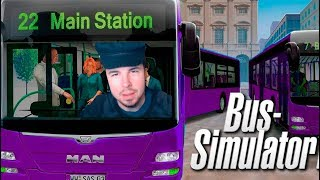 EL TRABAJO MÁS VALIOSO!! Bus Simulator #3