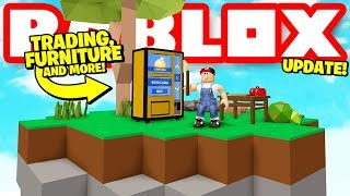 TRADING UPDATE! Quests, Blueprints & More! Roblox Skyblock