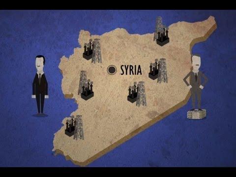 Der Syrien-Konflikt in