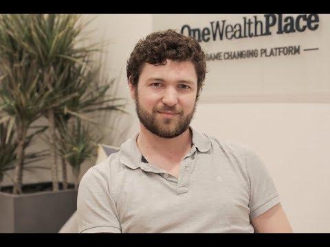 Découvrez OneWealthPlace avec Cédric, Lead Architect