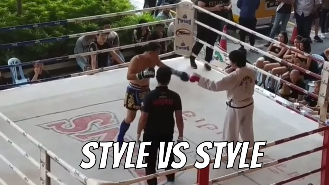 Download Three Very Interesting Style vs Style Martial Arts Matches