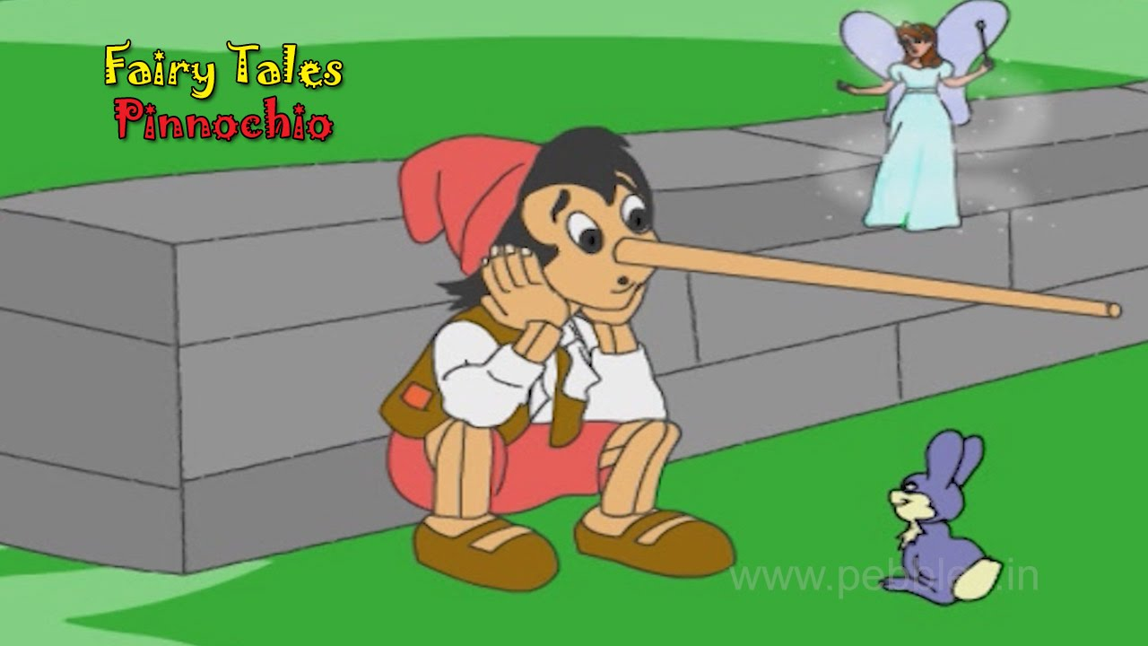 Pinocchio  Fairy Tales For Kids  Pari Ki Hindi Kahaniya  Fairy