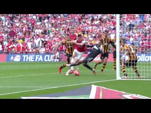 Arsenal - FA Cup Final 2014 - The Champions