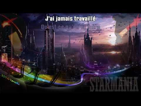 Starmania - Banlieue nord [BDFab karaoke]
