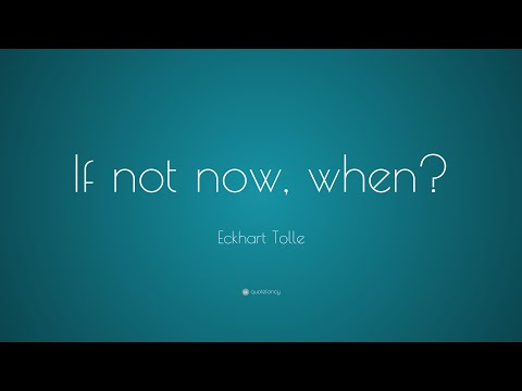 TOP 30 Eckhart Tolle Quotes