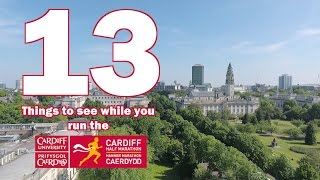 13 Things to See When You Run the Cardiff Half Marathon