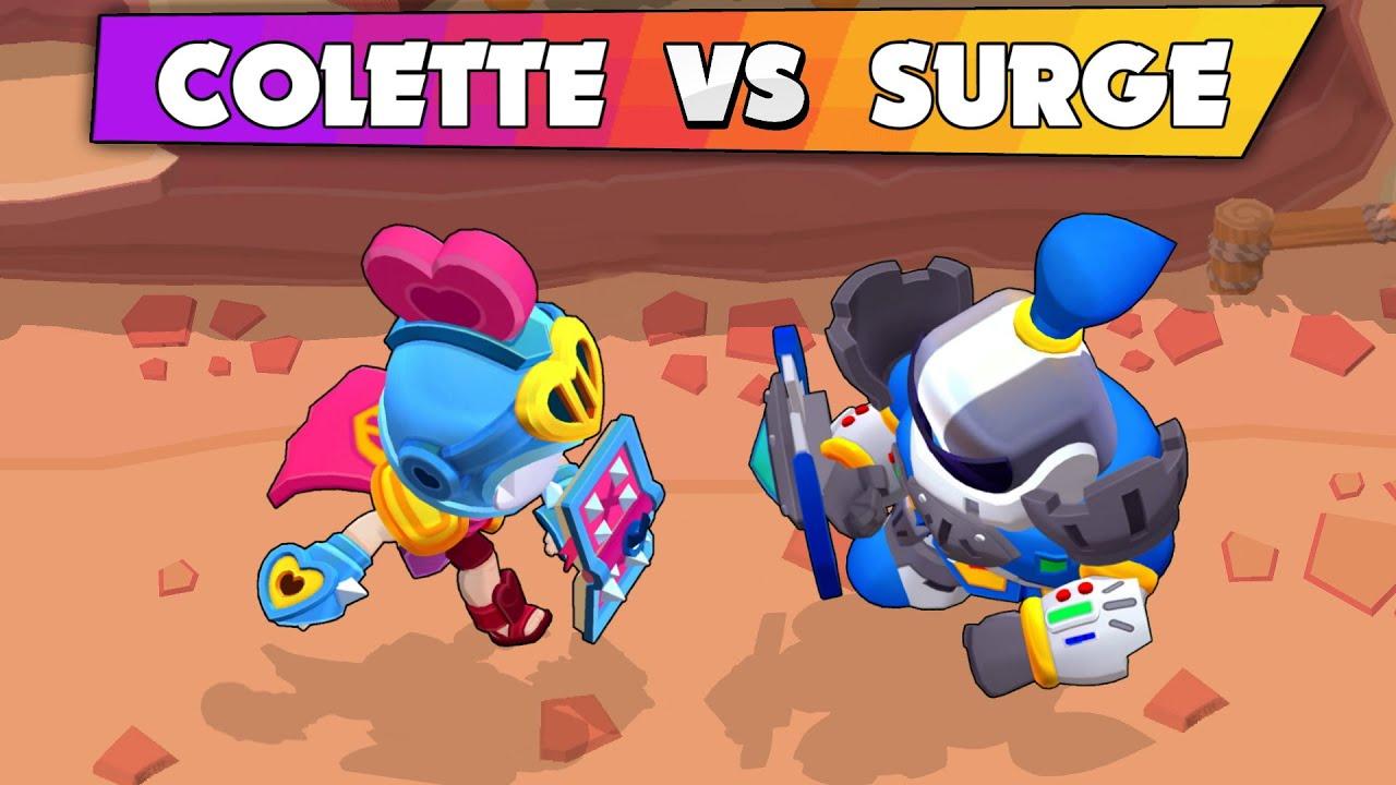 COLETTE  vs SURGE | Batalla Cromatica
