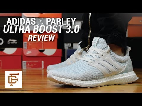ADIDAS X PARLEY ULTRA BOOST 3.0 WHITE REVIEW