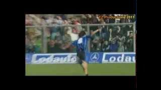 Italian Serie A Top Scorers: 1996-1997 Filippo Inzaghi (Atalanta) 24 goals