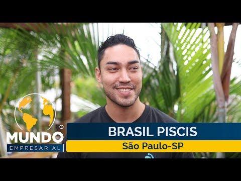 BRASIL PISCIS - SÃO PAULO/SP - MUNDO EMPRESARIAL