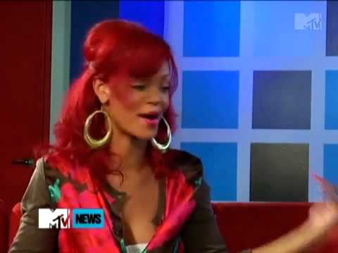 Rihanna Talks Eminem Collab (Love The Way You Lie Part 2)