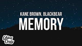 Kane Brown & blackbear - Memory (Lyrics)
