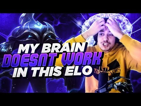 LL STYLISH | MY BRAIN DOESN'T WORK IN THIS ELO (UNRANKED TO CHALLENGER)