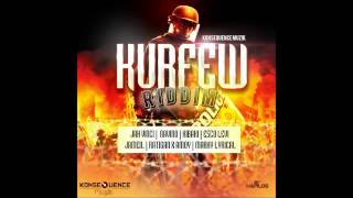 Kurfew Riddim + NO EFX MIX + OCT 2014 + by Selekta Sleepa [WES]