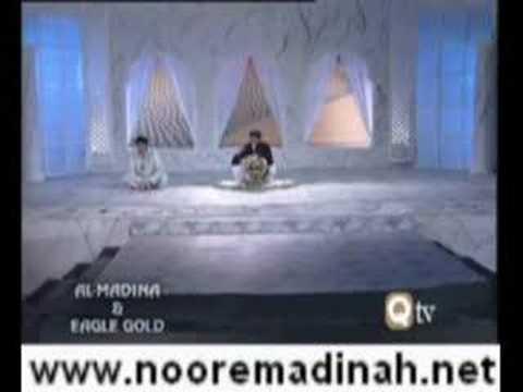 Naat Noor Wala Aaya Hay (Hafiz Tahir)