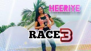 Heeriye [Race 3] Cover Dancing Version 2.0 || HD 720pix