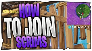 Fortnite What Are Scrims? | How To Join Scrims On PC, Xbox and PS4