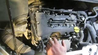 Почему течет масло из под клапанной крышки Опель Шевроле GM