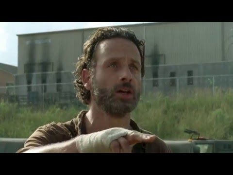 The Walking Dead - No Way Out Of This Sanctuary streaming vf