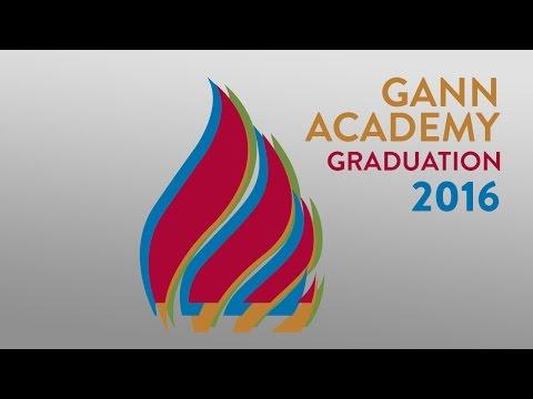 Gann Academy Graduation 2016