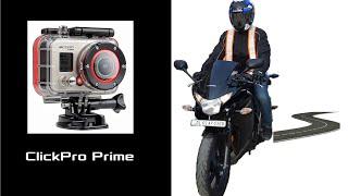 ClickPro Prime Bike Ride - Piyush Gaur