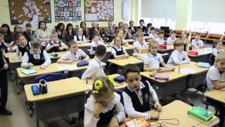 Семинар по инклюзивному образованию. Открытый урок по русскому языку 10.03.2016