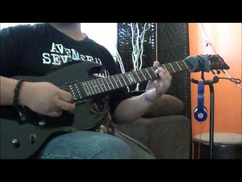 Nadai Agi - The Crew ( solo guitar demo by ajisthecrew )