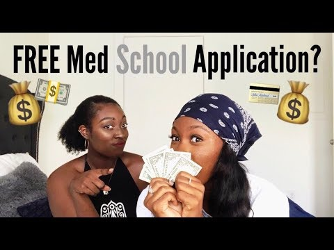 FREE MEDICAL SCHOOL APPLICATIONS!!!!