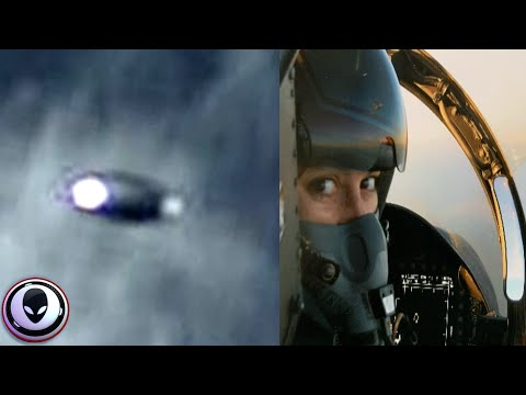 ALIEN AUDIO RECORDING: Pilots Are Being SILENCED On UFOs