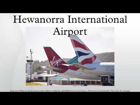 Hewanorra International Airport