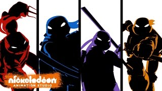 """Teenage Mutant Ninja Turtles"" Season 5 Theme Song (HQ) 