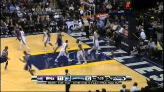 [1.3.12] Jimmer Fredette - 17 Points Vs Grizzlies (Complete Highlights)
