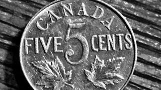 Amazing 1920's Canadian Nickel Score! Will It Be A Rare Date? Plus More Coins