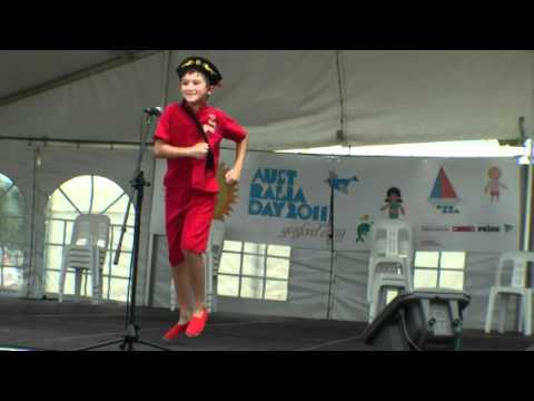 Australia Day 2011 Dancing Video