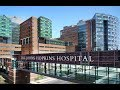 JHH Ranked #3 in the Nation on U.S. News & World Report's Best Hospitals List for 2017-18