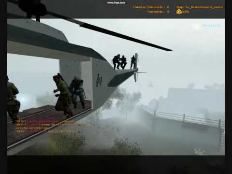 Counter-Strike: Source 64 Player Epic Zombie Escape *HQ* [sC]