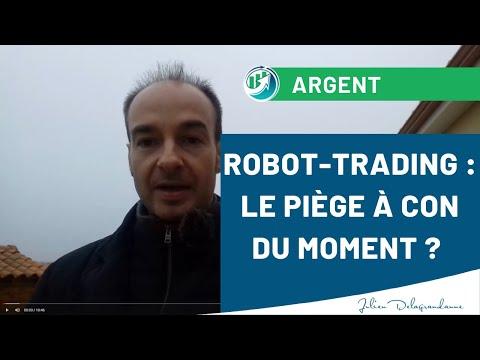 Logiciel pour robot forex mt4
