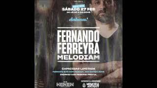 Fernando Ferreyra - Dahaus! @ Fruta Bar - 27-02-2021